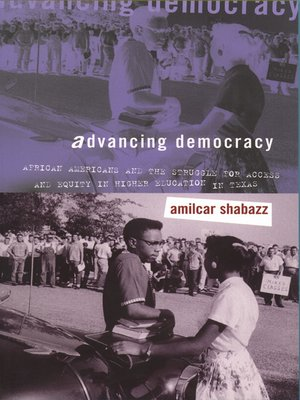 cover image of Advancing Democracy