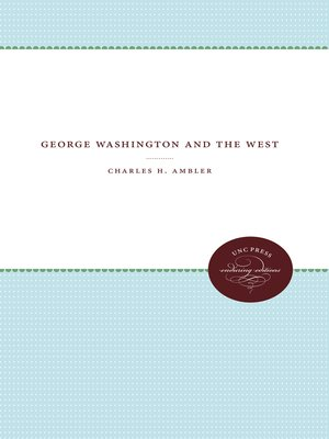 cover image of George Washington and the West