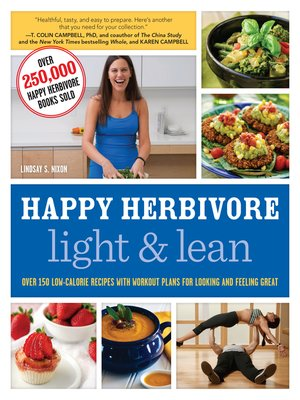cover image of Happy Herbivore Light & Lean