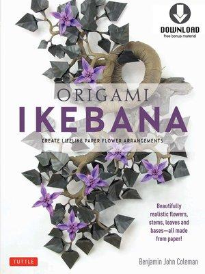 cover image of Origami Ikebana