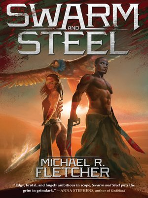 cover image of Swarm and Steel