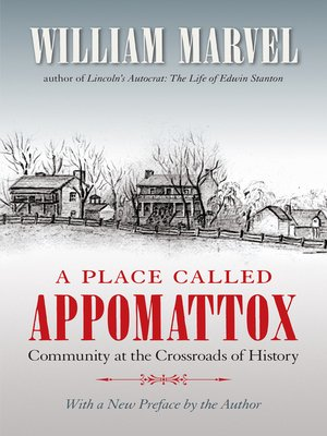 cover image of A Place Called Appomattox