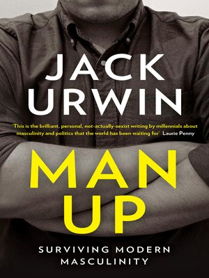cover image of Man Up