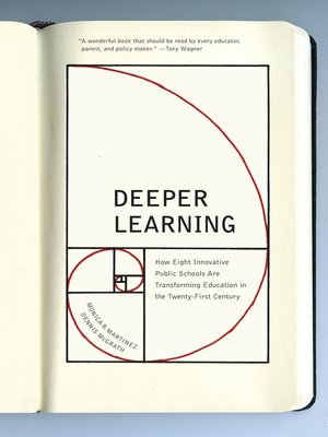 cover image of Deeper Learning