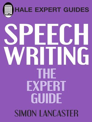 cover image of Speechwriting