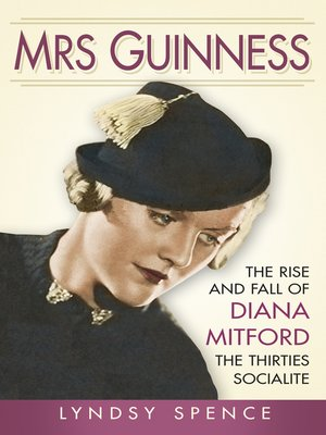 cover image of Mrs Guinness