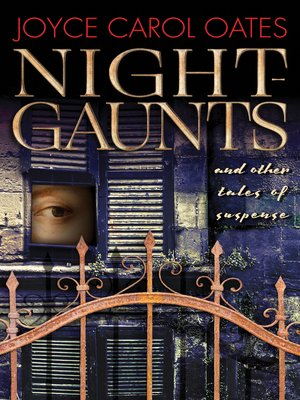 cover image of Night-Gaunts and Other Tales of Suspense