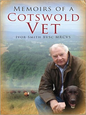 cover image of Memoirs of a Cotswold Vet