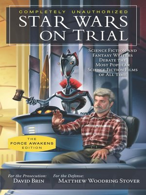 cover image of Star Wars on Trial