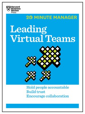 cover image of Leading Virtual Teams