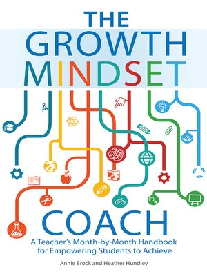 cover image of The Growth Mindset Coach