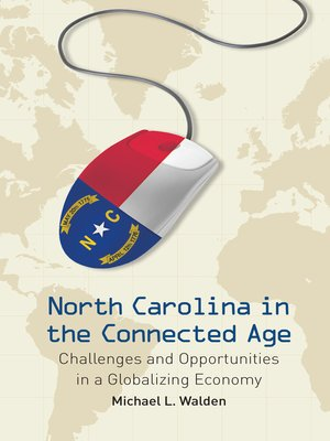 cover image of North Carolina in the Connected Age