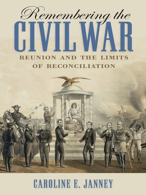 cover image of Remembering the Civil War
