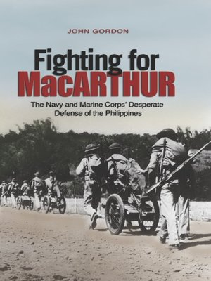 cover image of Fighting for MacArthur