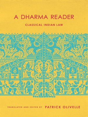 cover image of A Dharma Reader