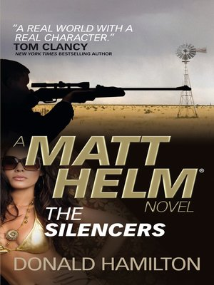 cover image of Matt Helm--The Silencers
