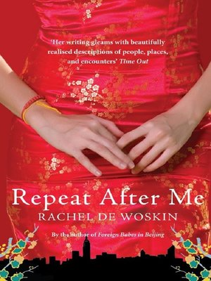 cover image of Repeat After Me