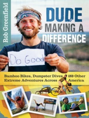 cover image of Dude Making a Difference