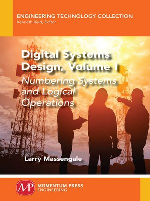 cover image of Digital Systems Design, Volume I