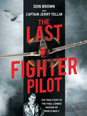 cover image of The Last Fighter Pilot