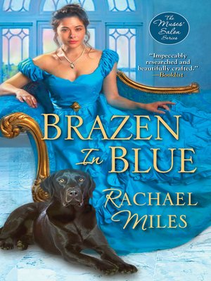 cover image of Brazen in Blue