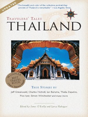 cover image of Travelers' Tales Thailand