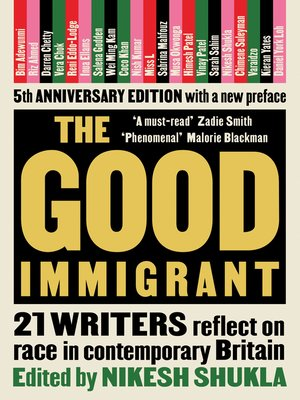 cover image of The Good Immigrant