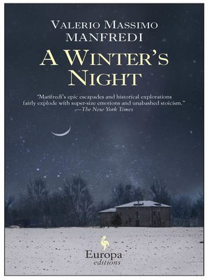 cover image of A Winter's Night