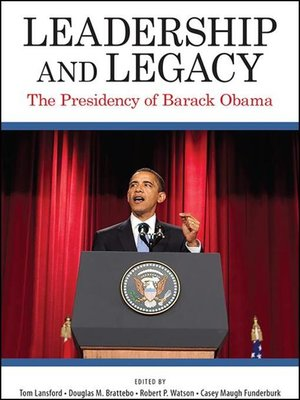 cover image of Leadership and Legacy