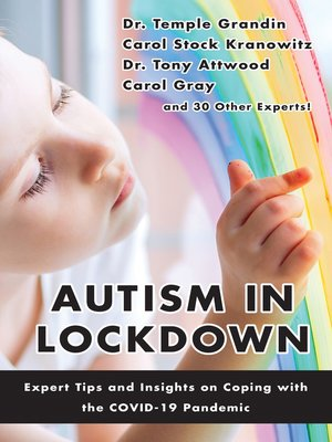 cover image of Autism in Lockdown