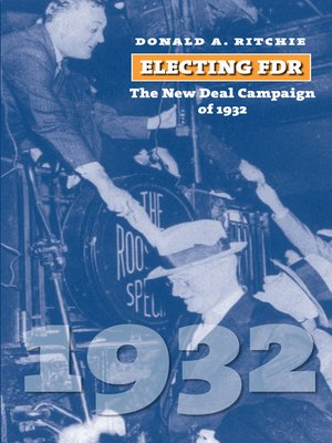 cover image of Electing FDR