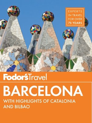 cover image of Fodor's Barcelona