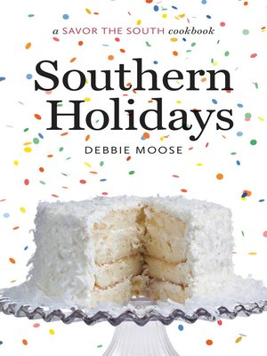 cover image of Southern Holidays