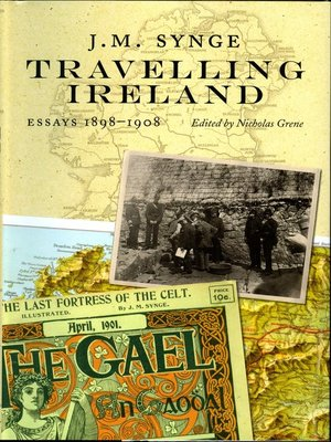cover image of Travelling Ireland