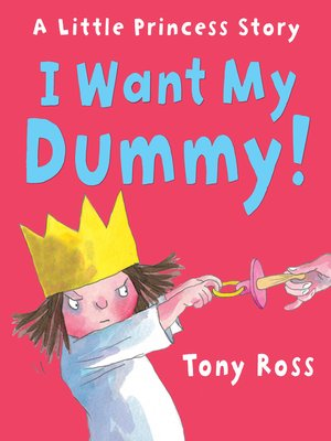 cover image of I Want My Dummy!