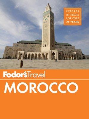 cover image of Fodor's Morocco