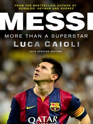 cover image of Messi – 2016 Updated Edition