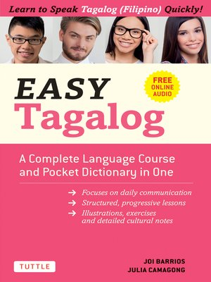 cover image of Easy Tagalog