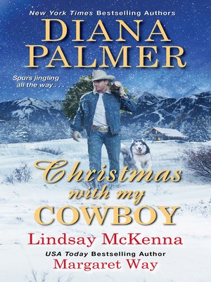cover image of Christmas with My Cowboy