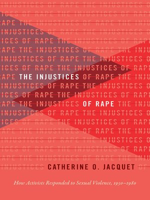 cover image of The Injustices of Rape