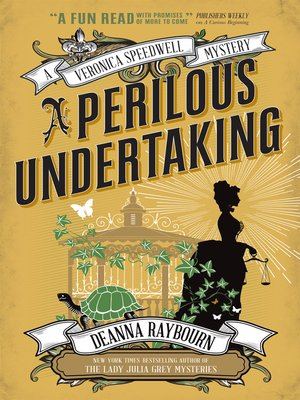 cover image of A Veronica Speedwell Mystery--A Perilous Undertaking