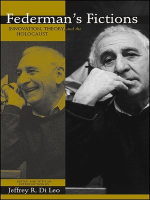 cover image of Federman's Fictions
