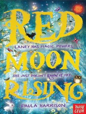 cover image of Red Moon Rising