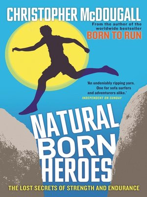 cover image of Natural Born Heroes