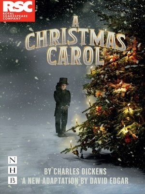 cover image of A Christmas Carol (NHB Modern Plays)