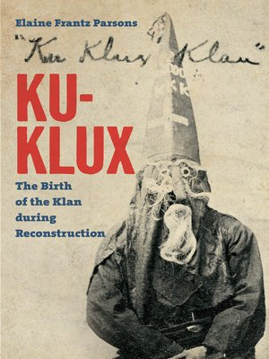 cover image of Ku-Klux