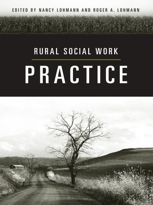 cover image of Rural Social Work Practice