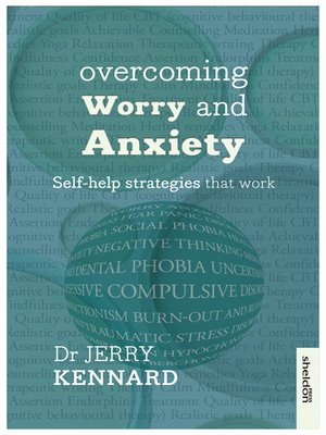 cover image of Overcoming Worry and Anxiety