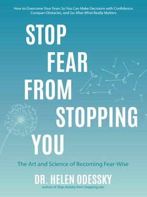 cover image of Stop Fear From Stopping You