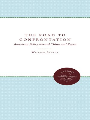 cover image of The Road to Confrontation